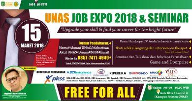 UNAS JOB EXPO 2018