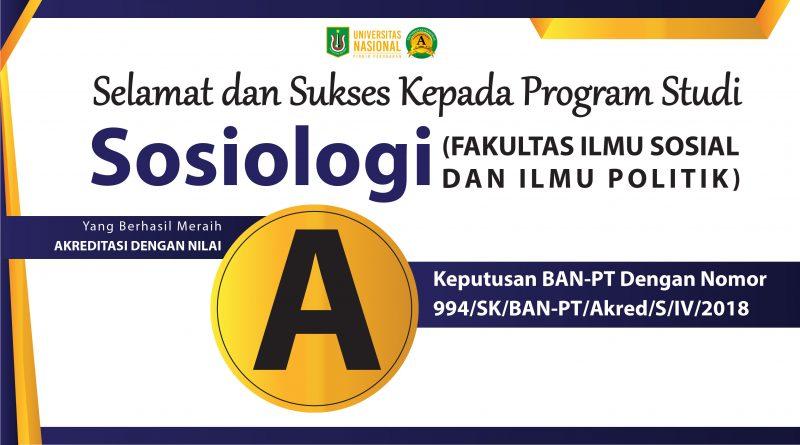 Akreditasi-Sosiologi-UNAS