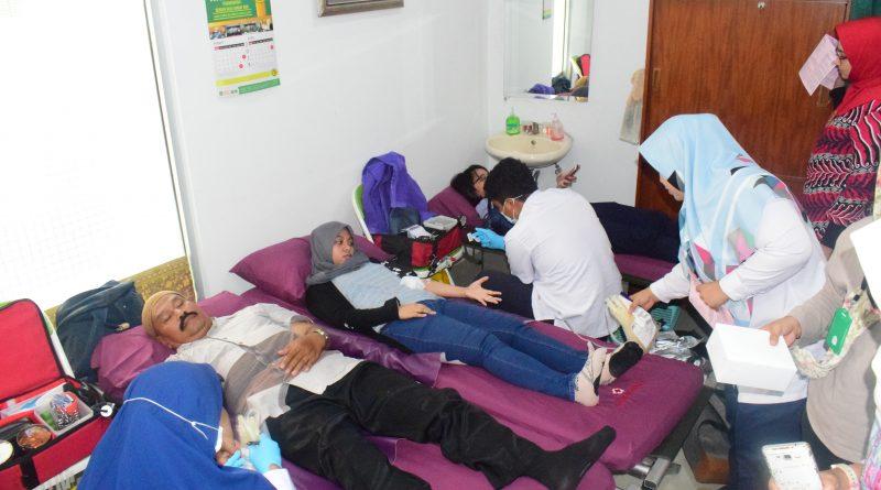 Lewat Donor Darah, PPU Dorong Peduli Sesama dan Gaya Hidup Sehat