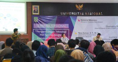 Gandeng Panasonic ITCOMM, FTS Adakan Seminar Nasional