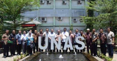 UNAS Sambut Kunjungan Kerjasama DPRD Kabupaten Tulang Bawang