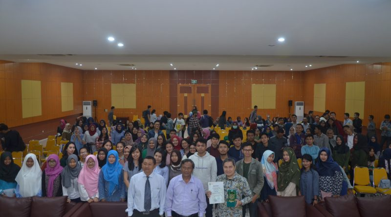 Bahas Digital Economic Platform, Mahasiswa FE Didorong Ciptakan Terobosan Baru
