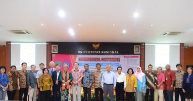 Seminar Internasional Fakultas Hukum