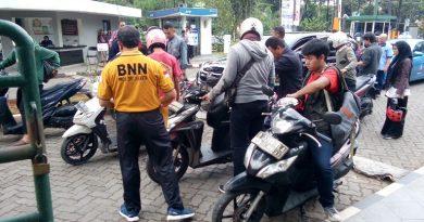 Pelacakan Narkoba di Gerbang untuk Mobil dan Motor