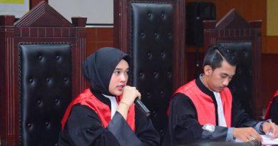 Kompetisi Peradilan Semu Hiasi Dies Natalies FH Ke-33