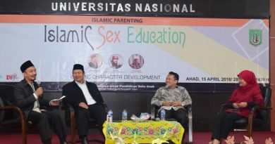 Seminar Islamic Sex Education