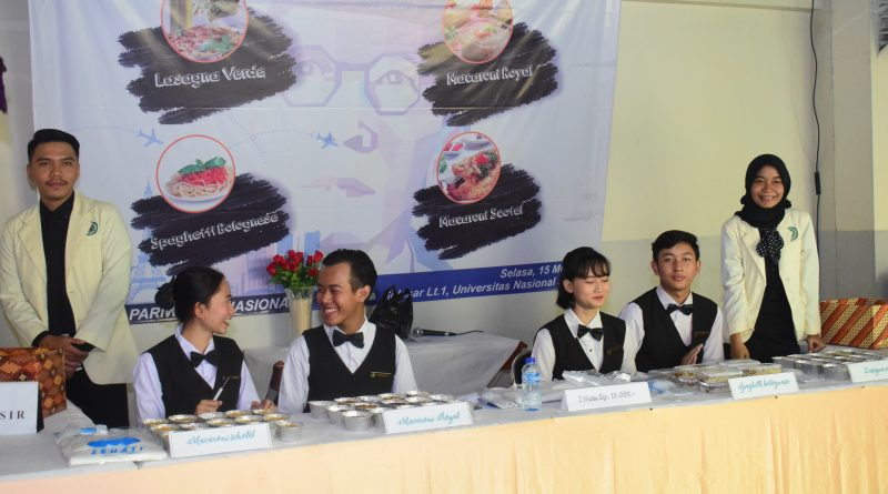 Mahasiswa AKPARNAS Kembali Gelar Food Festival