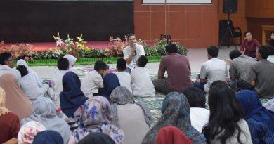Eratkan Silaturahmi, Fakultas Biologi Gelar Buka Bersama