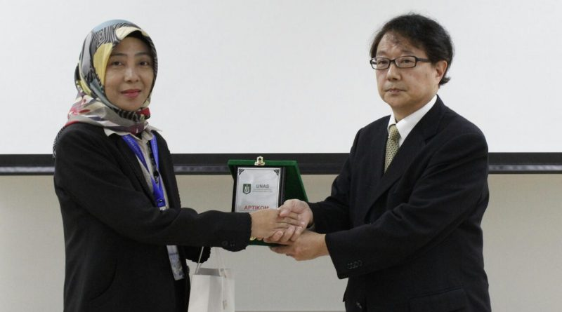UNAS Jalin Kerjasama Internasional dengan Kogakuin University, Jepang