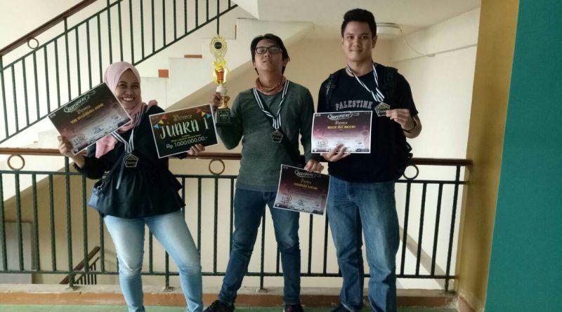 Mahasiswa Ilmu Komunikasi Juara Kompetisi Iklan Layanan Masyarakat