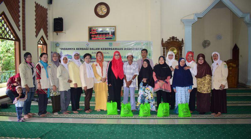 Ikatan Pekerja Sosial Masyarakat (IPSM) Nasional adakan Bakti Sosial dalam rangka Bulan ramadhan