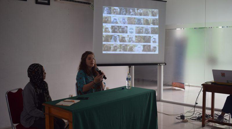 Fakultas Biologi Ajak Mahasiswa Perduli Konservasi Primata