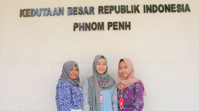 Mahasiswa UNAS Menjadi Delegasi Indonesia dalam Program Persahabatan di Kamboja