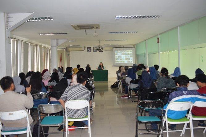 situasi peserta seminar