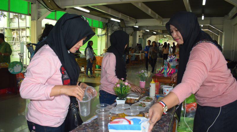 Lewat Bazar, Mahasiswa UNAS Belajar Berwirausaha