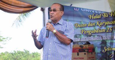 Rektor : UNAS Capai Banyak Kemajuan 3 Tahun Terakhir
