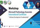 Workshop Microsoft Technology Associate International Certificate