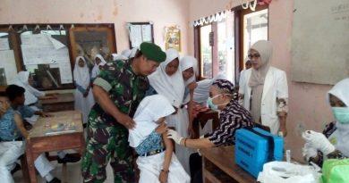 Pemerintah Indonesia Berkomitmen Lenyapkan Penyakit Campak dan Rubella
