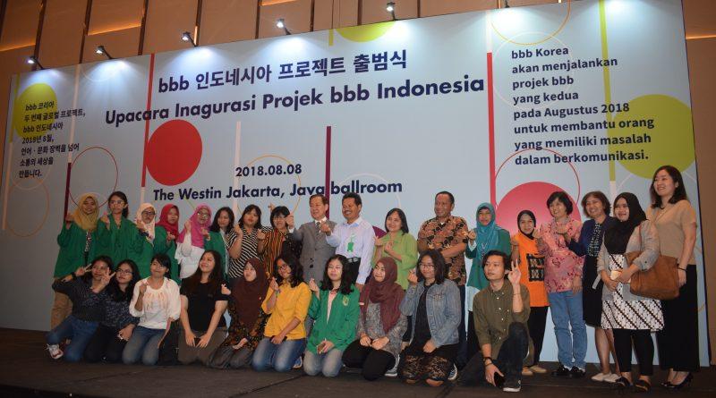 Mahasiswa, Dosen, dan Alumni UNAS Jadi Relawan Bahasa dalam Asian Games 2018