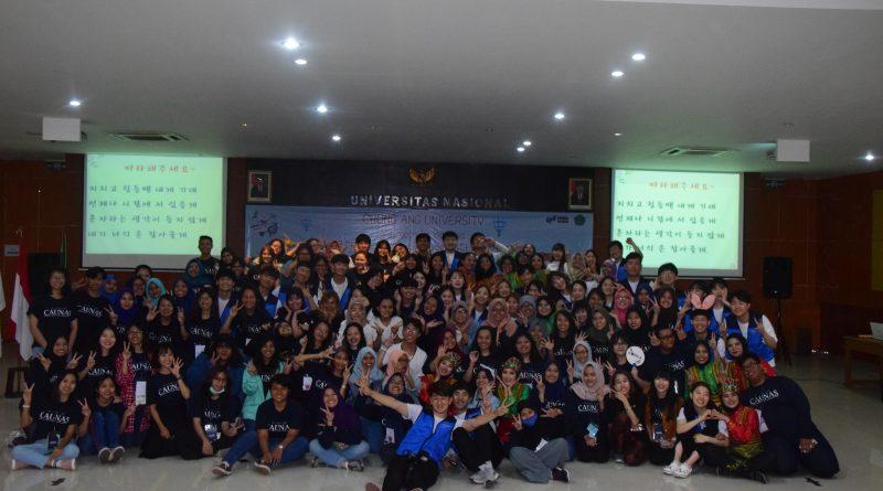 ABANAS Kembali Adakan Pertukaran Budaya dengan Chung Ang University, Korea