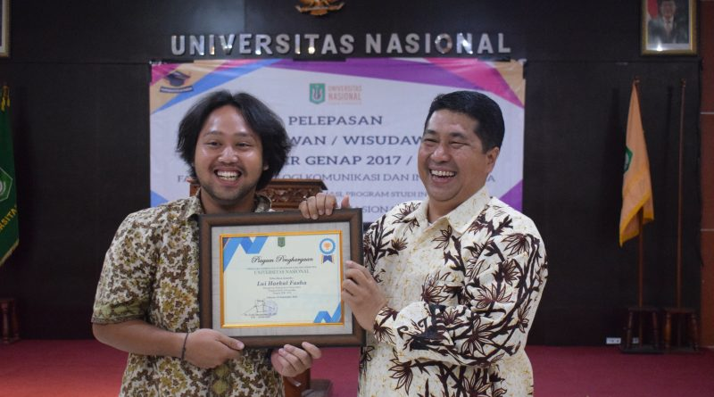 Pelepasan Wisudawan & Wisudawati FTKI Semester Genap 2017-2018 (27)