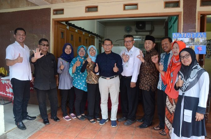Gandeng Bank Mahasiswa Indonesia, UPT Wirausaha Mandiri Buka Tempat Bimbel