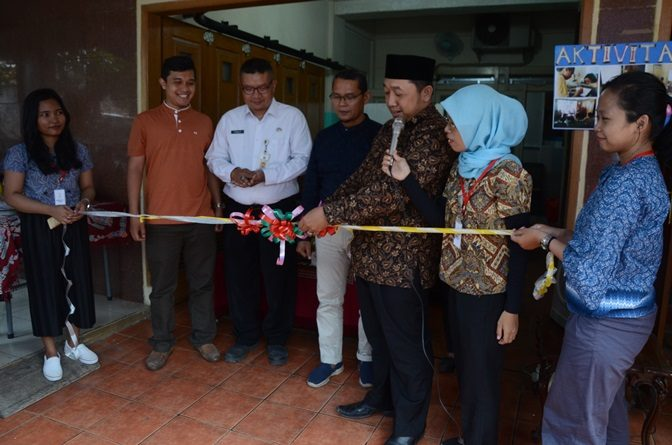 Grand Opening Bimbel Brilliant Hope UPT Wirausaha Mandiri