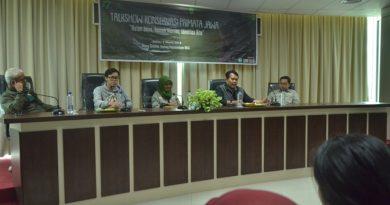 Talkshow Primata Jawa di UNAS (7)