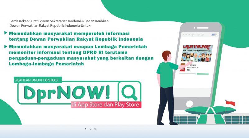 Aplikasi-DPR-Now
