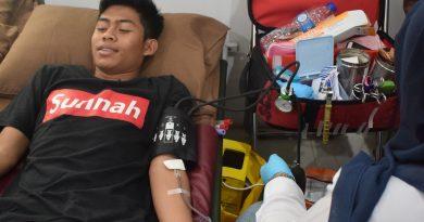 Dies Natalis UNAS ke 69, PPU Kembali Gelar Donor Darah