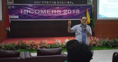Sambut Mahasiswa Baru, HIMAHI Adakan HICOMERS 2018
