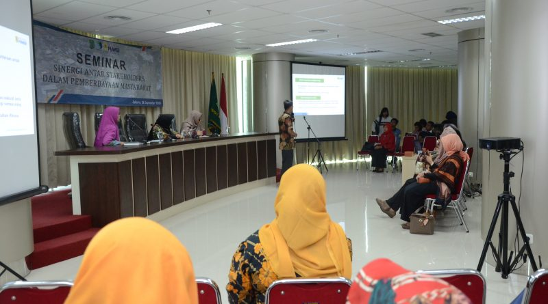 Gandeng IWWASH dan UPJP PT Indonesia, PSPA UNAS Gelar Seminar Stakeholders (20)