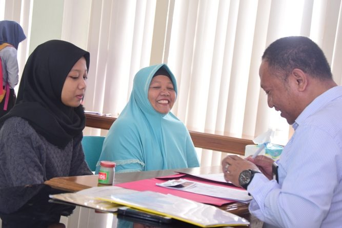 Tes Seleksi Beasiswa Bidikmisi di UNAS (7)