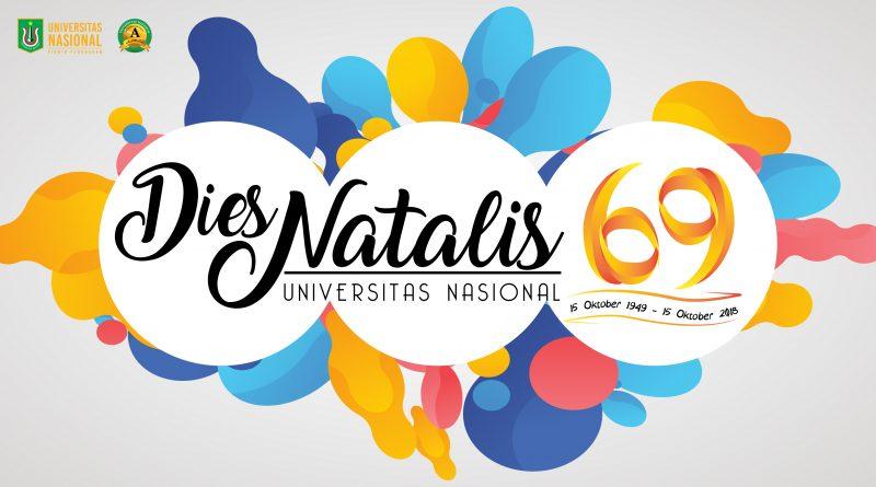 Dies Natalis Universitas Nasional ke-69