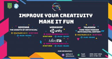 Improve Your Creativity, Make IT Fun