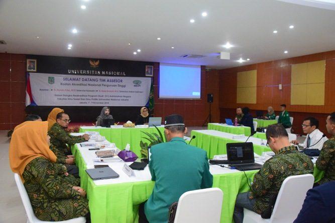 Akreditasi Prodi Studi Administrasi Negara FISIP UNAS (3)