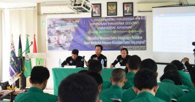 Musyawarah Mahasiswa Himpunan Mahasiswa Elektro UNAS (9)
