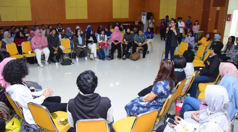 KKI Dorong Mahasiswa UNAS Belajar di Luar Negeri