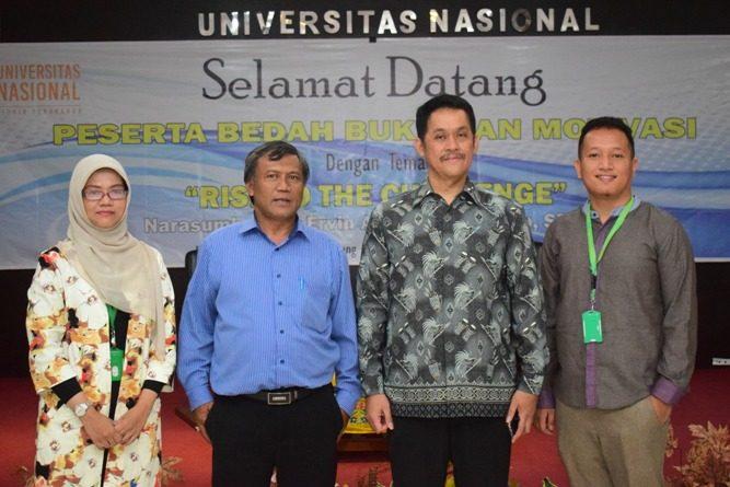 Fakultas Ekonomi Gelar Bedah Buku & Motivasi (15)