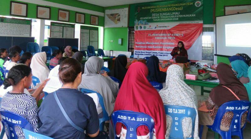 PSPA UNAS Berikan Pelatihan Kesehatan Wanita Di Pulau Sebatik