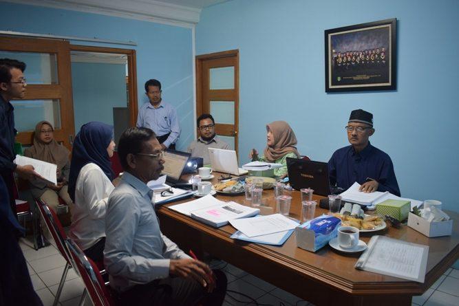 Simulasi Akreditasi Fakultas Sastra (2)