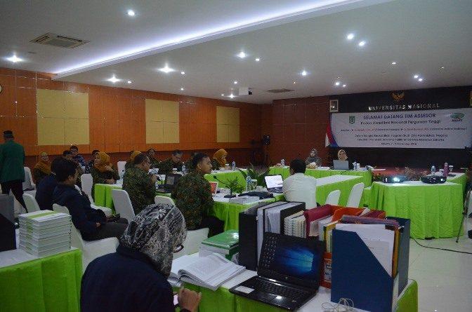 BAN-PT Visitasi Reakreditasi Program Studi Administrasi Publik