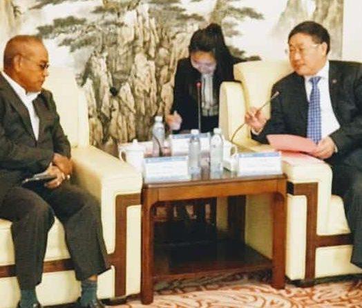 Tingkatkan Kerjasama, Rektor UNAS Bertandang ke Guangxi University China