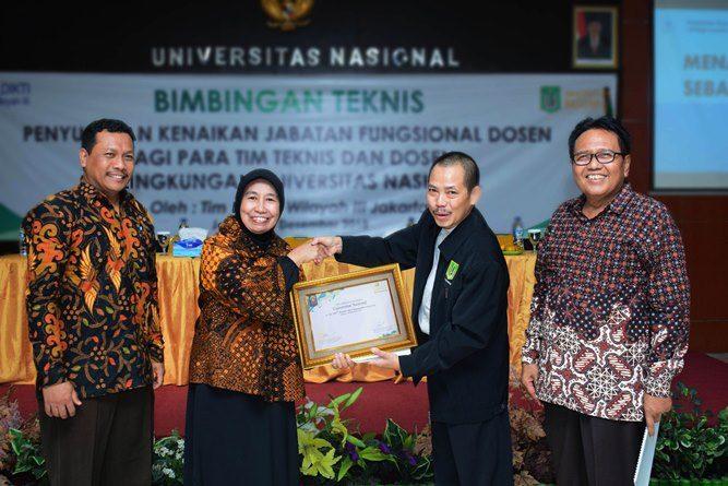 UNAS Raih Peringkat 562 Sebagai World Most Sustainable University