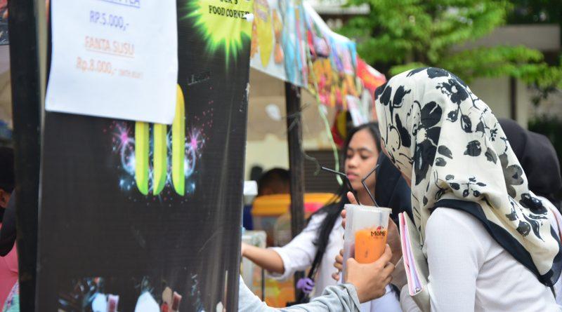 """Bazzar Kewirausahaan """"UNAS Digital & Cultural Festival"""""""