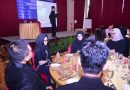 Mahasiswa Hubungan Internasional UNAS Ikuti Pelatihan Table Manner