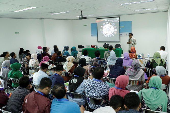 Ciptakan Pembimbing  Perawat Yang Kompeten, FIKES Gelar Pelatihan Preceptorship