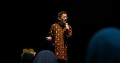 Prof. Dr. Hisanori Kato : Agama Islam Sangat Menghormati dan Menghargai Kerukunan Dalam Beragama