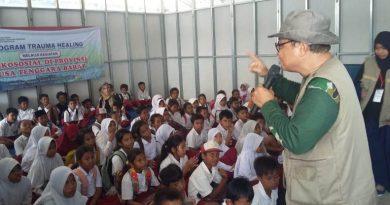 Pusat Penelitian dan Pengabdian Masyarakat (P3M) UNAS bersama Direktorat Kementerian Pendidikan dan Kebudayaan telah mewujudkan Peduli Lombok, NTB (17)