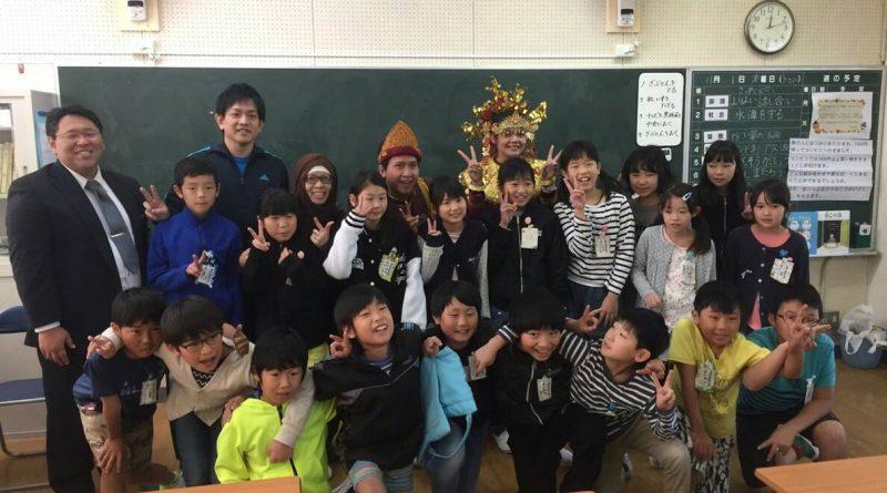 Mahasiswa UNAS Ikuti Program Duta Sipil ke Jepang